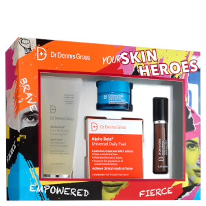Dr. Dennis Gross Skincare Your Skin Heroes (worth £79.10)