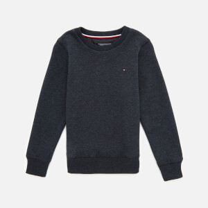 Tommy Kids Boys' Basic Sweatshirt - Sky Captain