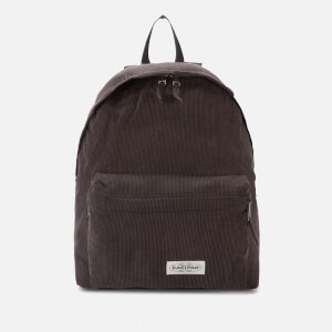 Eastpak Men's Authentic Comfy Corduroy Padded Pak'r Backpack - Comfy Black