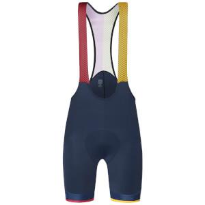 Santini La Vuelta 19 Kilometro Cero Bib Shorts
