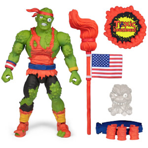 Super7 Toxic Crusader Deluxe Figure