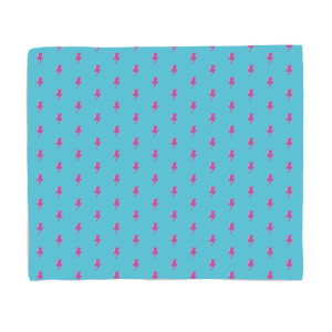 Lightning Bolt Fleece Blanket