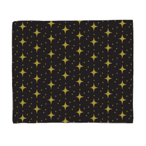Stars Fleece Blanket
