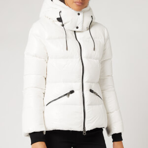 Mackage Women's Madalyn Short Down Coat - Off White