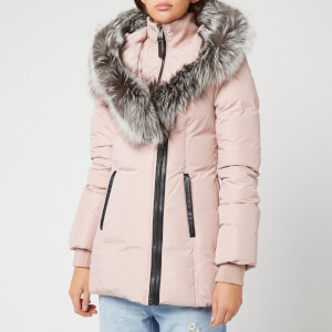 Mackage Women's Adali Classic Down Coat - Petal