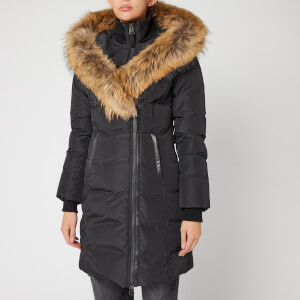 Mackage Women's Kay Long Classic Down Coat - Black
