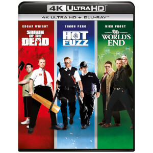 The World's End Boxset - Cornetto Trilogy