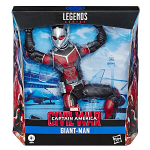 Figurine de collection articulée Ant-Man géant (15 cm), Marvel Legends Series – Hasbro