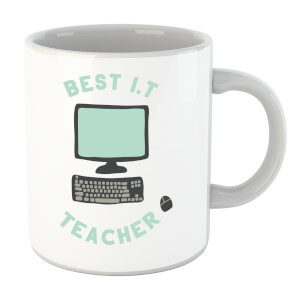 Best I.T Teacher Mug