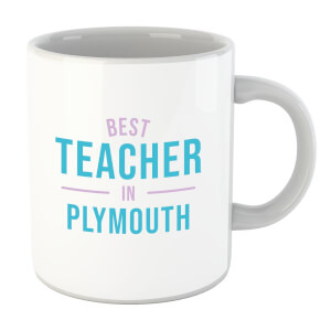 Best Teacher In Plymouth Mug