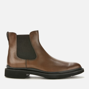 Tod's Men's Beatles Chelsea Boots - Cacao