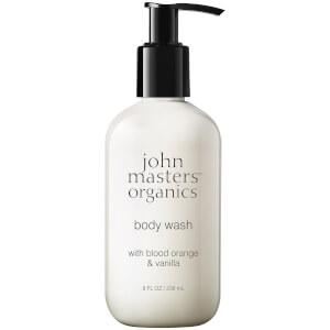 John Masters Organics Body Wash with Blood Orange & Vanilla 8 fl. oz/236ml