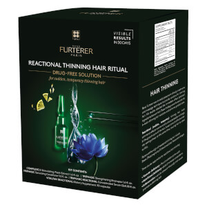 Rene Furterer Reactional Thinning Hair Ritual Kit (Worth $197)
