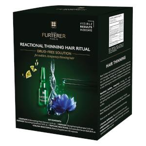 Rene Furterer Reactional Thinning Hair Ritual Kit