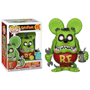 Figurine Pop! Rat Fink (GITD) EXC SDCC 2019 - Rat Fink