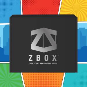 Comic Con Mystery Box