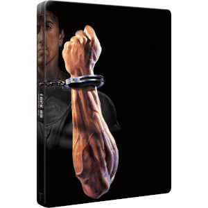 Lock Up – 4K Ultra HD (Includes 2D Blu-ray) Zavvi Exclusive Steelbook