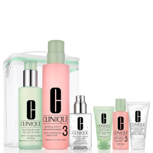 Clinique Great Skin Anywhere Dramatically Different Hydrating Jelly Set
