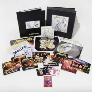 Metallica - And Justice for All LP Box Set