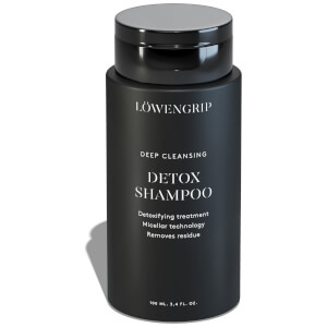 Löwengrip Deep Cleansing Detox Shampoo 100ml