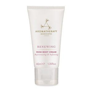 Aromatherapy Associates Renew Rose Body Cream 40ml
