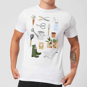 Garden Items Men's T-Shirt - White