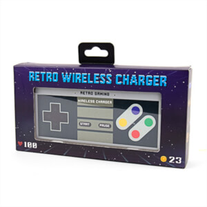 Retro Gaming Wireless Charger