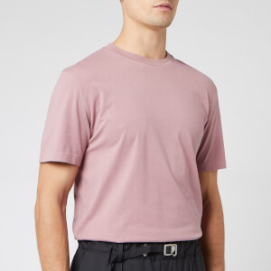 Maison Margiela Men's Garment Dye T-Shirt - Canyon Rose
