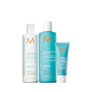 Moroccanoil Exclusive Repair Bundle with Free Mending Infusion (Worth £44.55)