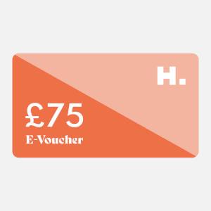 £75 The Hut Gift Voucher