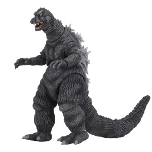 NECA Godzilla 12 Inch Head to Tail Action Figure - 1964 Mothra VS Godzilla
