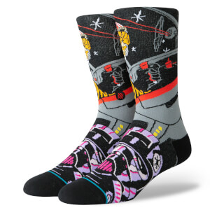 Stance Star Wars Warped Pilot Socks