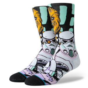 Stance Star Wars Warped Chewbacca Socks