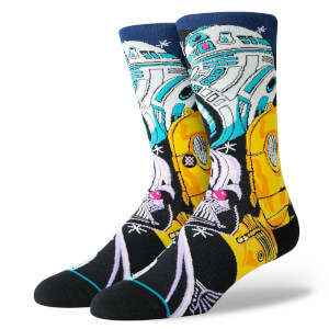Stance Star Wars Warped R2D2 Socks