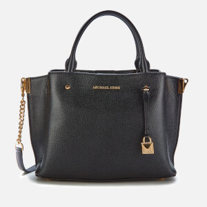 MICHAEL MICHAEL KORS Women's Arielle Medium Satchel Bag - Black