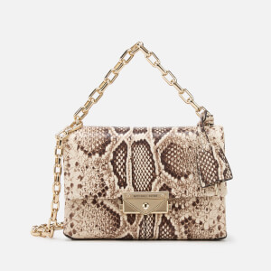 MICHAEL MICHAEL KORS Women's Cece Xtra Small Chain Cross Body Bag - Natural