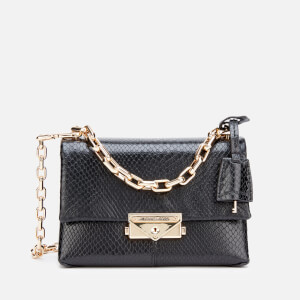 MICHAEL MICHAEL KORS Women's Cece Xtra Small Chain Cross Body Bag - Black