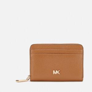 MICHAEL MICHAEL KORS Women's Mott Zip Around Coin Card Case - Acorn