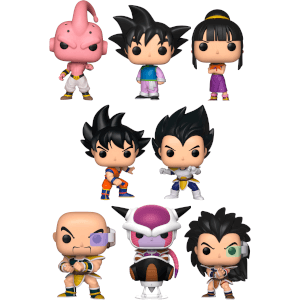 Collection Pop! LTF Dragon Ball Z