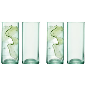 LSA Canopy Clear Beer Glass - 520ml (Set of 4)
