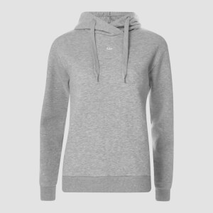 MP Essentials Hoodie - Grey Marl