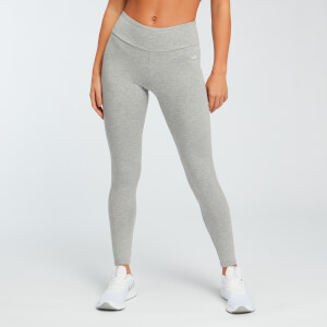 Leggings Essentials MP - Grigio mélange