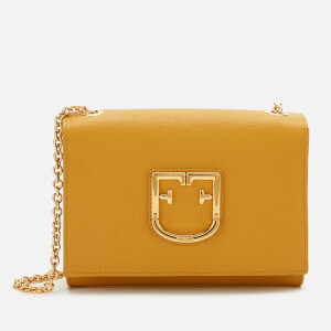 Furla Women's Furla Viva Mini Pochette Bag - Yellow