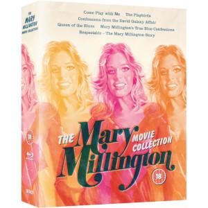 The Mary Millington Movie Collection (Blu-ray box set)