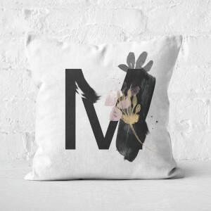 Wabisabi M Square Cushion