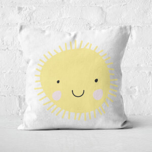 Sunshine Square Cushion