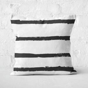 Stripes Square Cushion