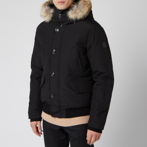 Woolrich Men's Polar Jacket - Black