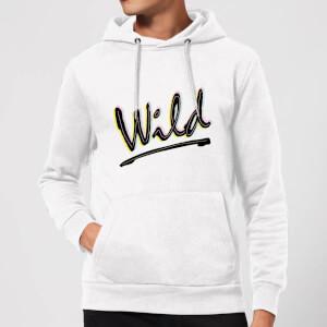 Wild Hoodie - White