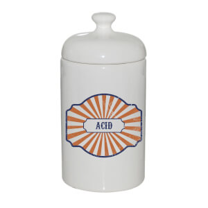 Acid Ceramic Jar